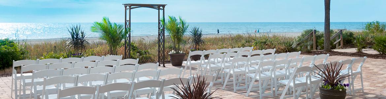Myrtle Beach Weddings At The Breakers Resort In SC