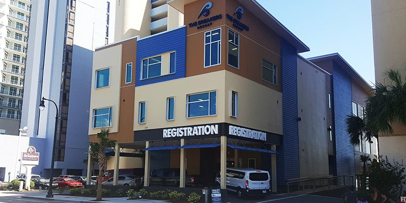Image for: The Registration Building