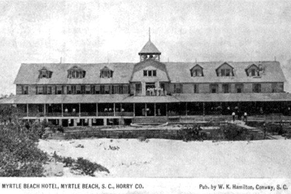 myrtle beach hotel photo